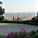 ...a suggestive view of Florence...