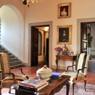 Villa il Garofalo rooms ( Silverware room )